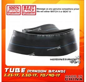 MOTORCYCLE TUBE 2.25-17, 2.50-17, 70/90-17