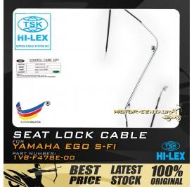 TSK SEAT LOCK CABLE 1VB-F478E-00 YAMAHA EGO-S FI