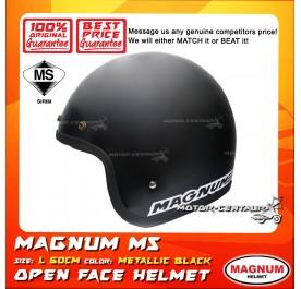 MAGNUM HELMET M5 BLACK L