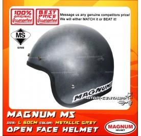 MAGNUM HELMET M5 GREY L