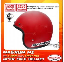 MAGNUM HELMET M5 RED L