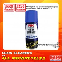RK MOTORCYCLE CHAIN CLEANER 100ML