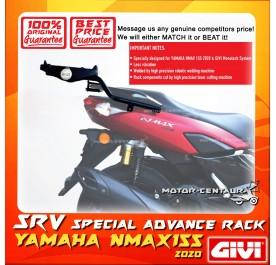 GIVI SPECIAL RACK SRV YAMAHA NMAX 155 (MODEL AFTER 2020)