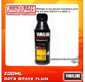 YAMAHA YAMALUBE 200ML DOT3 BRAKE FLUID