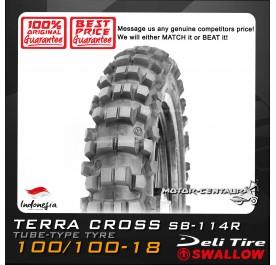 SWALLOW TYRE SB-114R TERRA CROSS 100/100-18