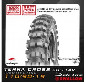 SWALLOW TYRE SB-114R TERRA CROSS 110/90-19