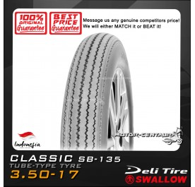 SWALLOW TYRE SB-135 CLASSIC 3.50-17