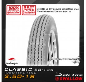 SWALLOW TYRE SB-135 CLASSIC 3.50-18