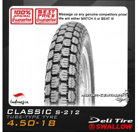 SWALLOW TYRE S-212 CLASSIC 4.50-18