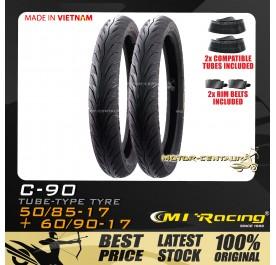 CMI RACING TYRE C90 50/85-17 + 60/90-17 + TUBES