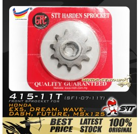STT FRONT SPROCKET (SF1-07-11T) EX5-415-11T
