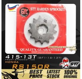 STT FRONT SPROCKET (SF1-16-13T) RS150-415-13T