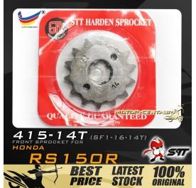 STT FRONT SPROCKET (SF1-16-14T) RS150-415-14T