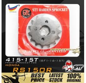 STT FRONT SPROCKET (SF1-16-15T) RS150-415-15T