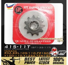 STT FRONT SPROCKET (SF1-35-11T) RXZ-415-11T