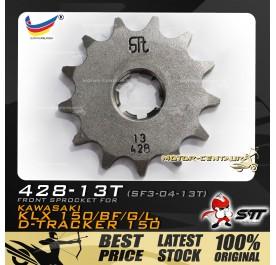 STT FRONT SPROCKET (SF3-04-13T) KLX150-428-13T