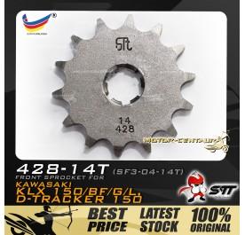 STT FRONT SPROCKET (SF3-04-14T) KLX150-428-14T