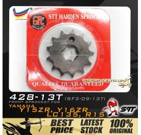 STT FRONT SPROCKET (SF3-09-13T) LC135-428-13T