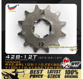 STT FRONT SPROCKET (SF3-35-12T) RXZ-428-12T