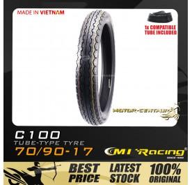 CMI RACING TYRE C100 70/90-17 + TUBE