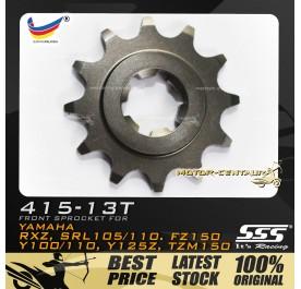SSS FRONT SPROCKET STEEL RXZ 415-13T