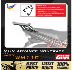 GIVI MONORACK MRV WMOTO WM110