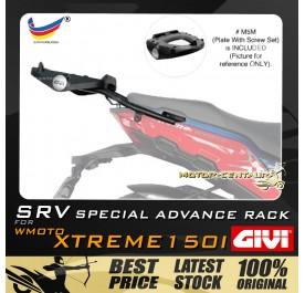GIVI SPECIAL RACK SRV WMOTO XTREME 150I