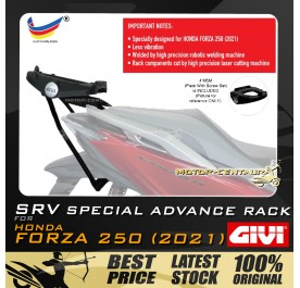 GIVI SPECIAL RACK SRV HONDA FORZA 250 (2021)
