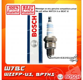 BOSCH SPARK PLUG W7BC
