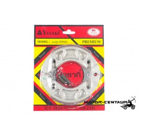 YASAKI BRAKE SHOES PREMIUM FINO