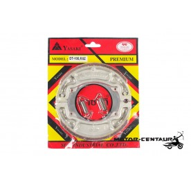 YASAKI BRAKE SHOES PREMIUM DT-100