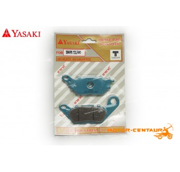 YASAKI DISC BRAKE PADS HIGH SPEED FINO