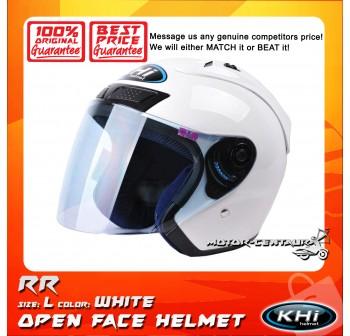 KHI HELMET K12.1 WHITE