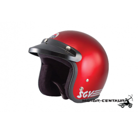 SGV HELMET 99ND GOLD RED