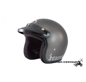SGV HELMET 99ND METALLIC GREY