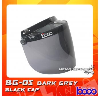 BOGO VISOR BG-05 DARK GREY