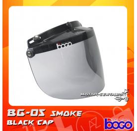 BOGO VISOR BG-05 SMOKE