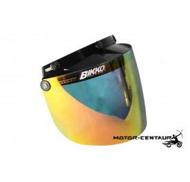 BIKKO VISOR BKK-05 CRYSTAL ORANGE