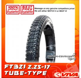 VIVA TUBE-TYPE TYRE FT321 2.25-17