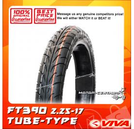 VIVA TUBE-TYPE TYRE FT390 2.25-17
