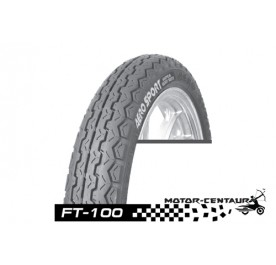 VIVA TUBE-TYPE TYRE FT100 SUPER HEAVY DUTY 80/90-17