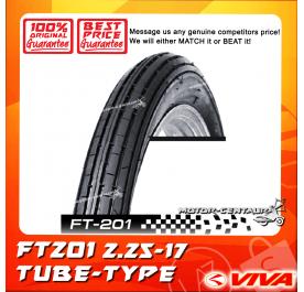 VIVA TUBE-TYPE TYRE FT201 2.25-17