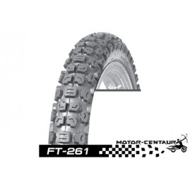 VIVA TUBE-TYPE TYRE FT261 3.50-18