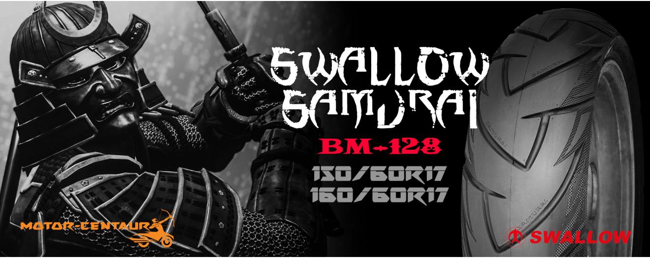 Swallow Samurai